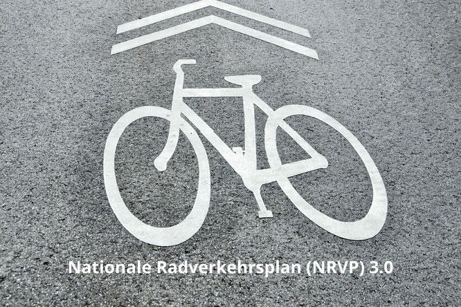 NRVP 3.0 als ambitioniertes Bekenntnis zur Radverkehrsförderung // © Paul Brennan auf Pixabay