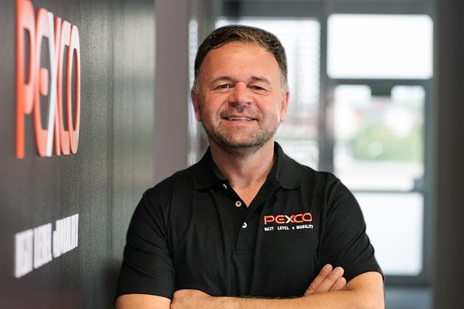 Wichtige Management-Position bei der Schweinfurter PEXCO GmbH besetzt: Bernd Lesch wird Director of Sales für alle Marken