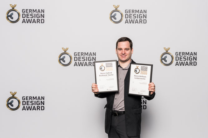 Norco gewinnt den German Design Award 2020