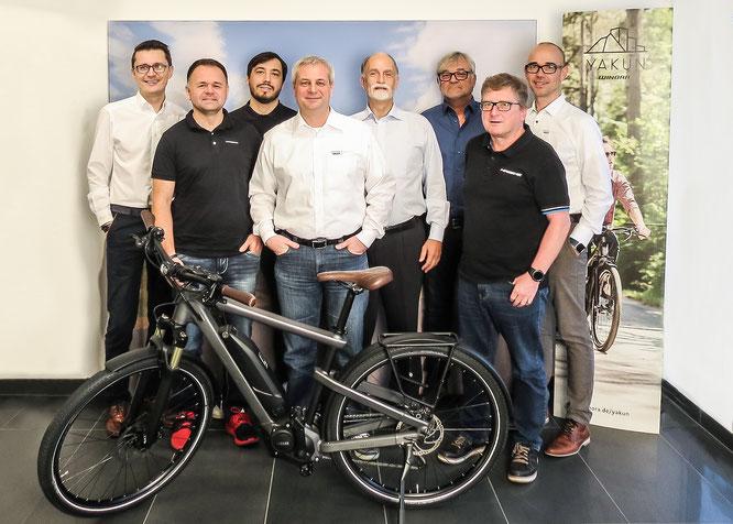 Winora Group: Neue Verantwortlichkeiten im Management Team