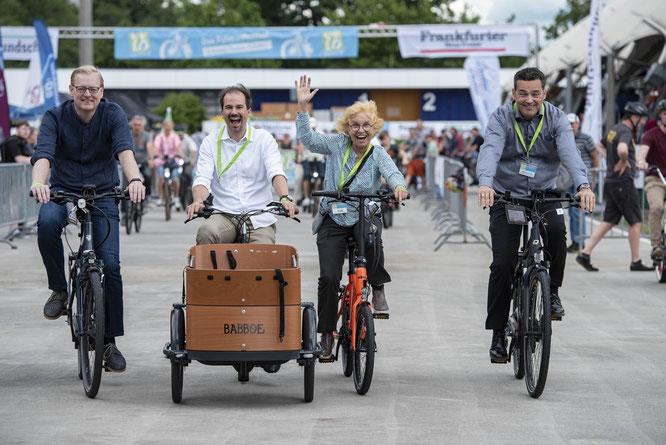 Fahrradfestival VELOFrankfurt 2019