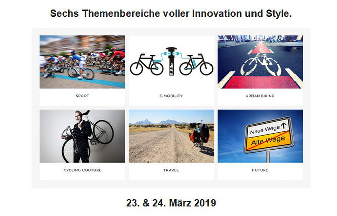 Cyclingworld 2019 in Düsseldorf