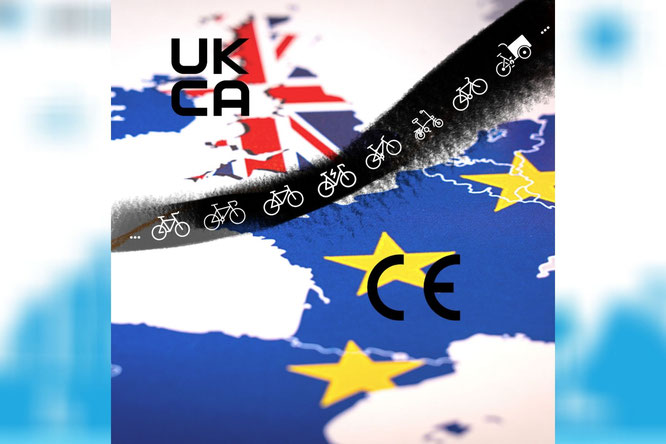 UKCA-Kennzeichnung – in Großbritannien