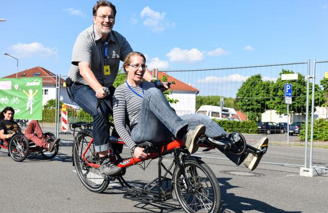Fester Termin im Kalender von Radfans: die Internationale Spezialradmesse – Spezi – , die 2018 bereits zum 23. Mal stattfinden wird.