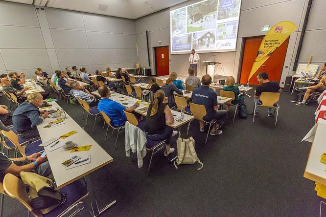Travel Talk auf der Eurobike