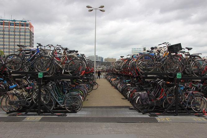 Bundesumweltministerium und Deutsche Bahn starten Bike+Ride-Offensive / ©Bild: Velototal
