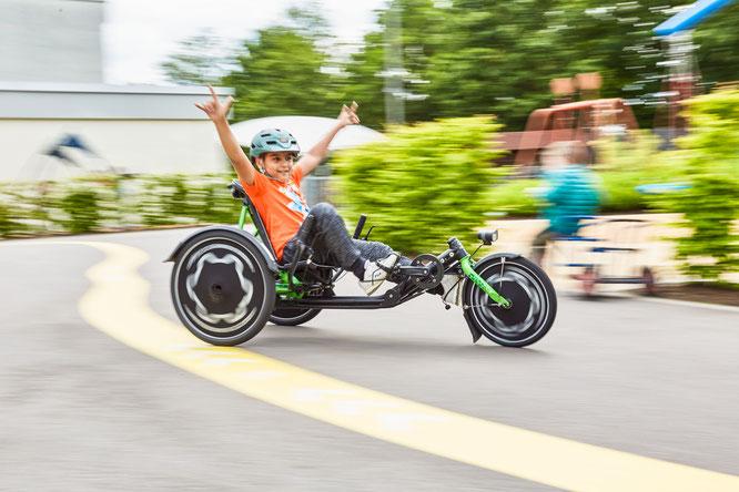 Freiheit auf drei Rädern: das TRETS von HASE BIKES