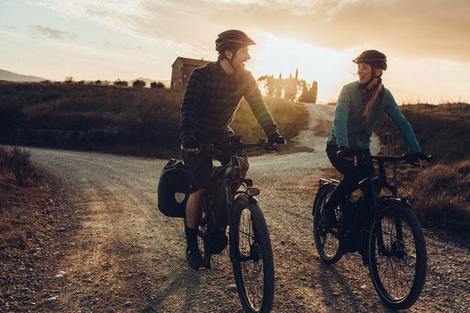 Mit einem Canyon Bike ins nächste Microadventure