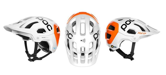 Die Zukunft des Protektionssystems - POCs digitaler Helm gewinnt Eurobike-Award