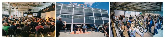 GrandOpening – PEXCO GmbH feierte Eröffnung der eMobility World