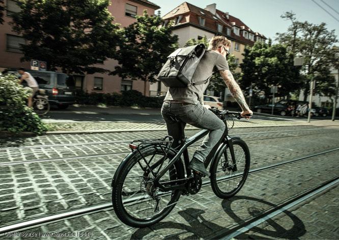 Zehn Fahrradtypen für den Weg zur Arbeit