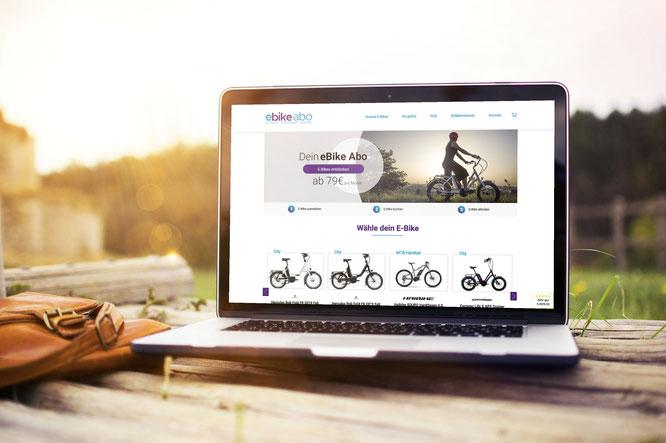 eBike Abo - Homepage ©rebike1