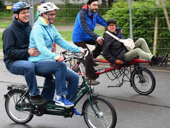 Die Internationale Spezialradmesse 2021 wird ausnahmsweise im September stattfinden