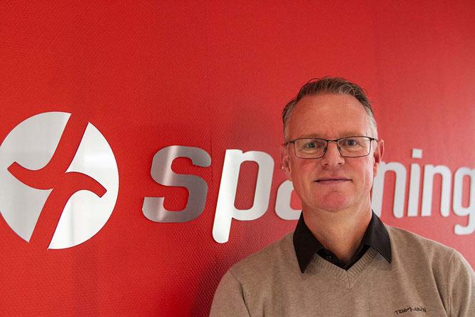 Neuer Key Account Manager Jaap Jongsma / Foto: Spanninga