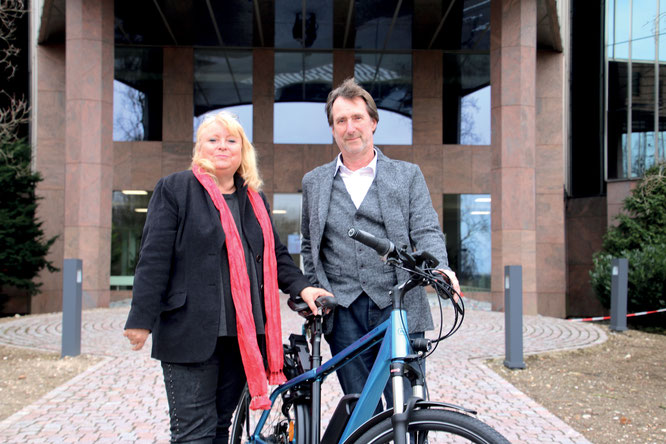 Benefits & more / Susanne Christahl und Claus Pantle © Benefits & more