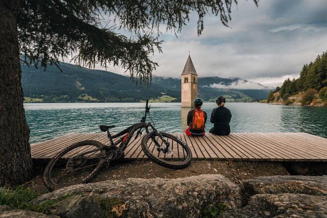 BH BIKES und die Ferienregion Reschenpass / Südtirol