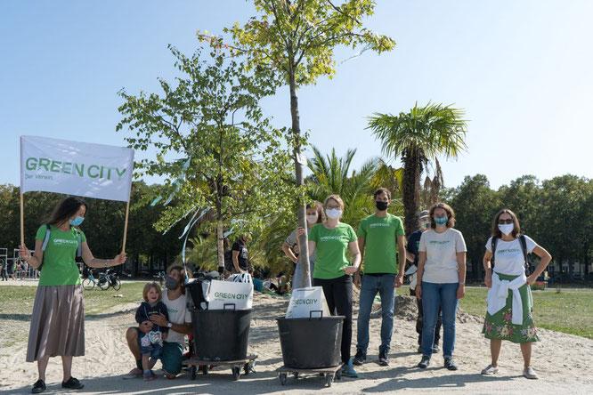 Green City macht München –  grün, lebenswert, zukunftsfähig