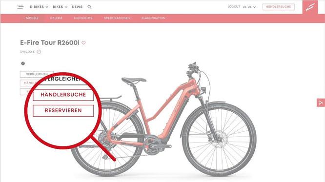 """Zwei weitere Marken nutzen BIDEX BikeLocal mit """"Click&Reserve"""""""
