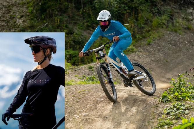 Lieblingsteile für die neue Radsport-Saison von SCOTT und Polartec
