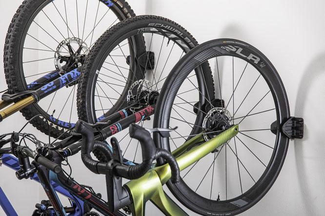 Hiplok JAW bike rack and ANKR MINI
