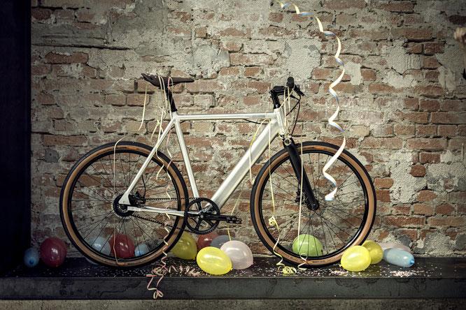 Zehn Jahre besteht seit heute die Fahrradmarke Coboc.