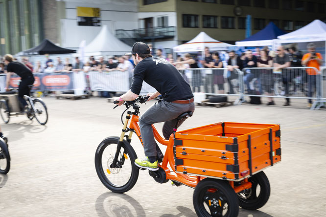 Unboxing VELOTransport Digitale Fachkonferenz und Cargobike Testival am 7. Mai 2021