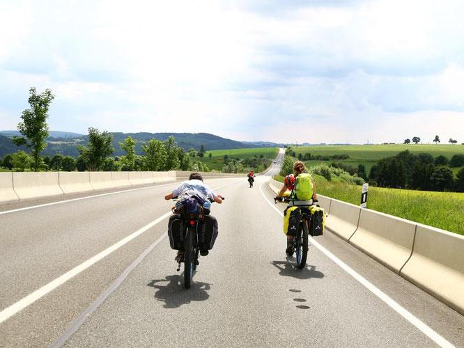 Das Fahrradfahren ist sicherer geworden. Das belegen aktuelle Zahlen des ZIV und Statistischen Bundesamts