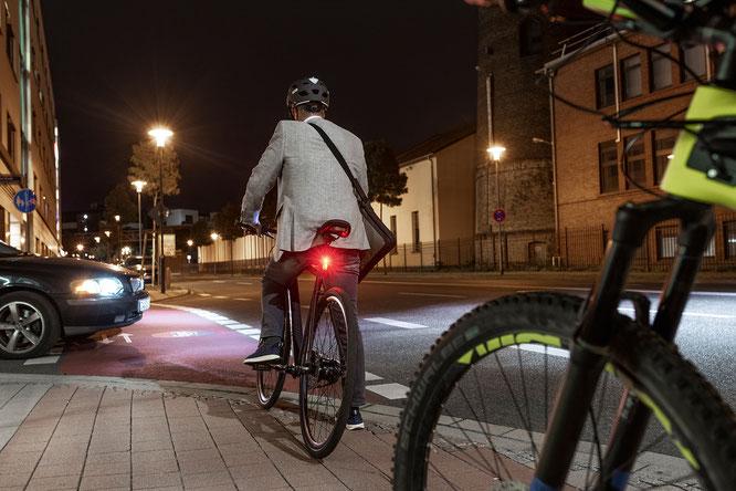 BLAZE – Das sportliche STVZO-Rücklicht mit Bremslichtfunktion