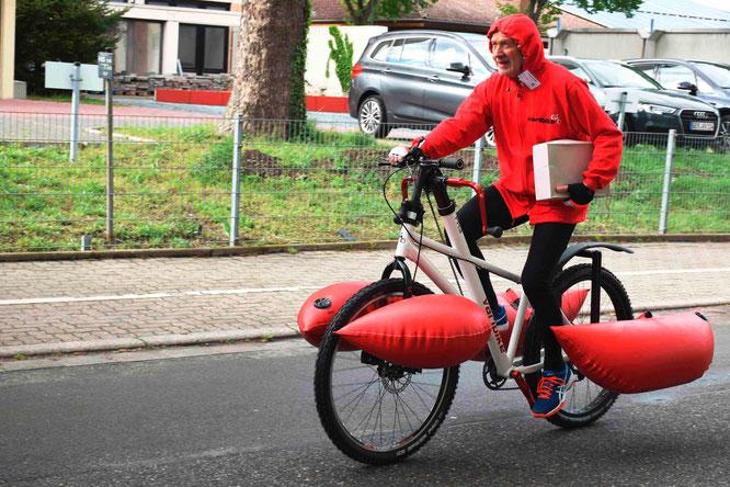 Staunen und Probe fahren: Internationale Spezialradmesse 2020 am 25. und 26. April in Germersheim. © Spezialradmesse