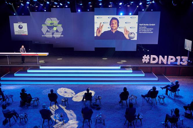 Deutscher Nachhaltigkeitspreis für Schwalbe
