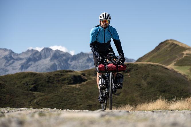 Jamie Ramsay - mit über 32.000 Kilometer aus eigener Kraft heraus, lief er 17.000 Kilometer von Kanada bis nach Argentinien