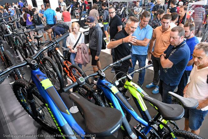 Der Einfluss des Coronavirus macht sich auch im Fahrradmarkt bemerkbar.