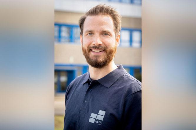 Eric Senf neuer Außendienstmitarbeiter unter dem Banner von CONTEC