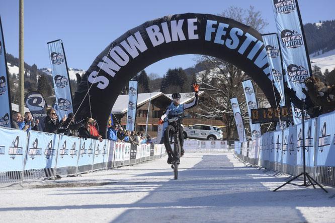 """Snow Bike Festival ist neu ein """"UCI Class 1"""" Rennen"""