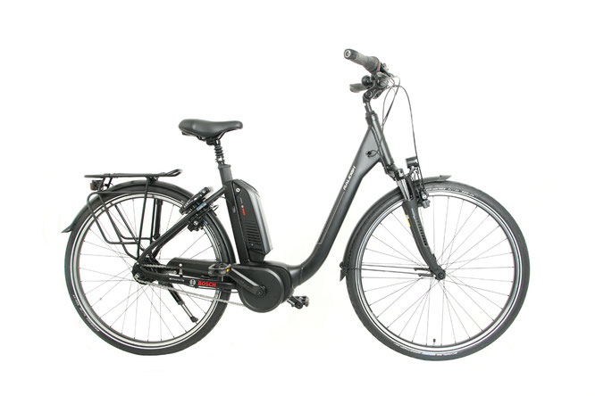 Raleigh Kingston 8R, Ein top E-Cityrad für alle Altersgruppen