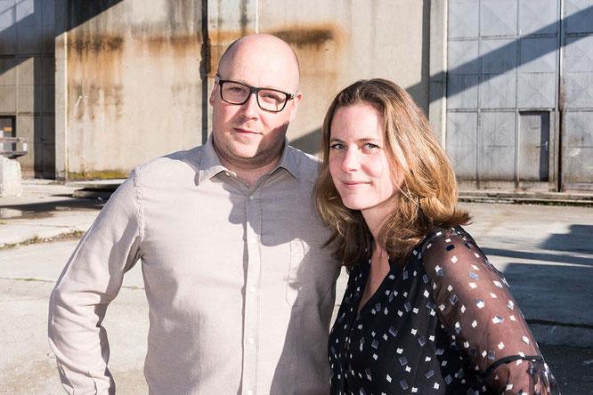 Inhaber und Geschäftsführer Danielle Reiff-Jongerius und Philipp Reiff