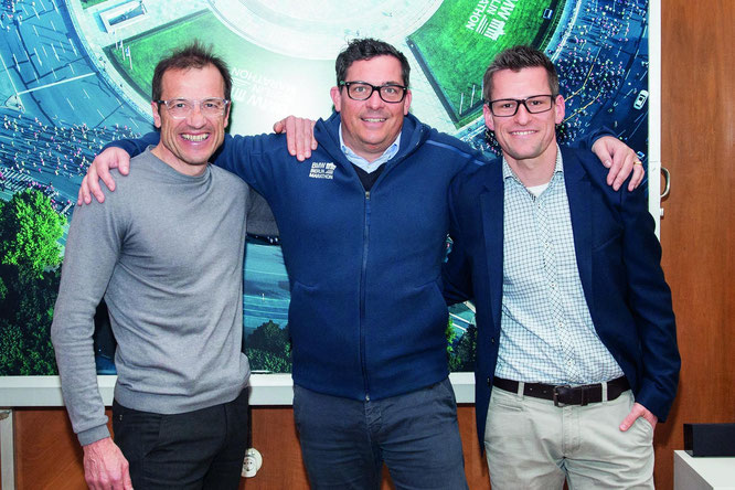 ultraSPORTS ist offizieller Sporternährungspartner des BMW BERLIN-MARATHON und des Berliner Halbmarathon