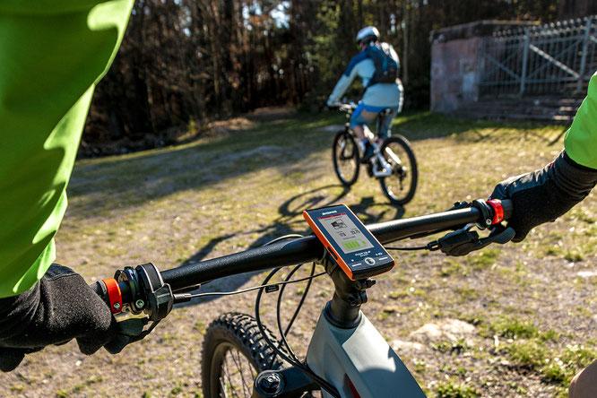 ROX 12.0 SPORT ist E-Bike-kompatibel