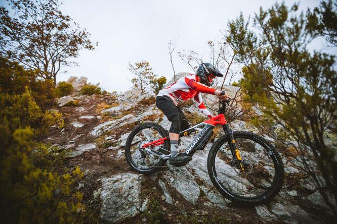Ducati powered by THOK e-mtb Linie 2021
