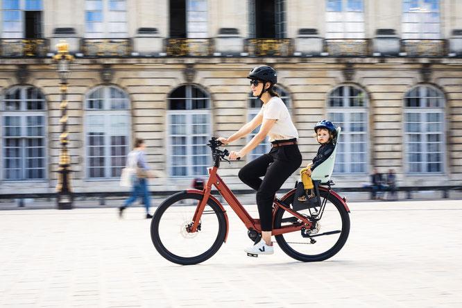 Moustache Bikes präsentiert das Urban Bike Lundi 27