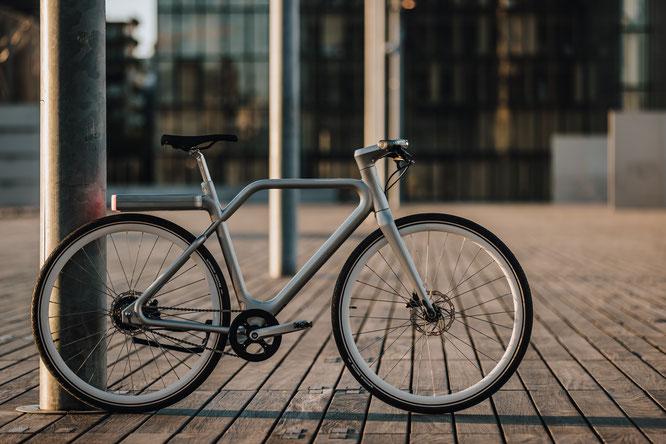 Angell hat sich den globalen Bemühungen verschrieben, die Autoabhängigkeit bis 2030 zu reduzieren ©Angell Bike