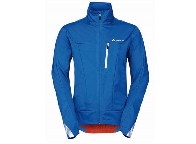 Softshell Jacket Steglio wird mindestens 25 % biobasiertes oder recyceltes Material verwendet