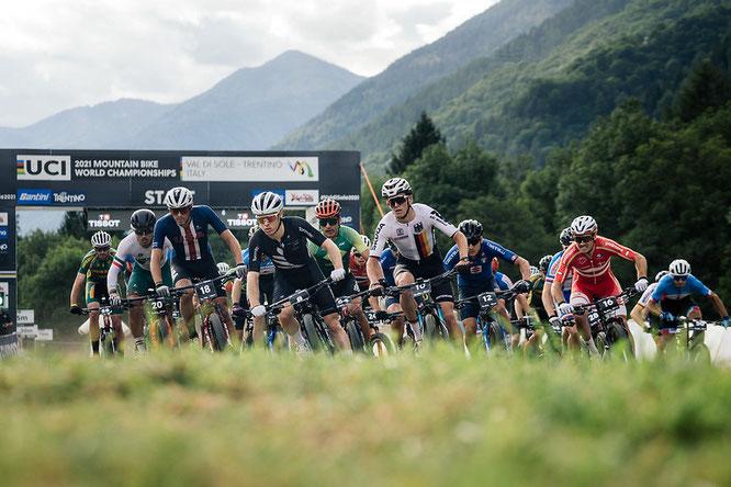 Lexware Mountainbike Team - Max Brandl  ©Lynn Siegel