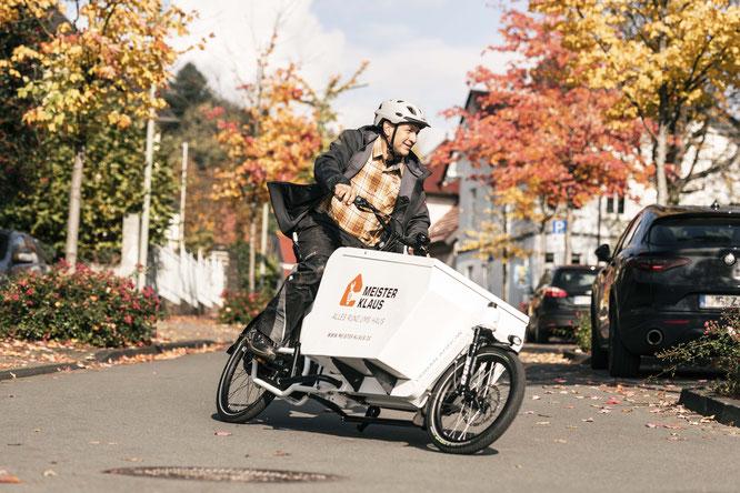 Schwalbe Pick-Up bringt Lasten bis 300 Kilogramm mühelos ins Rollen