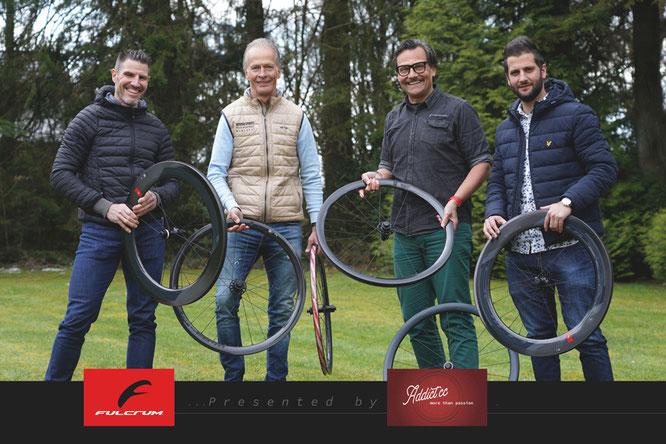 Neuer Vertriebspartner für BeLux bei Laufradhersteller FULCRUM