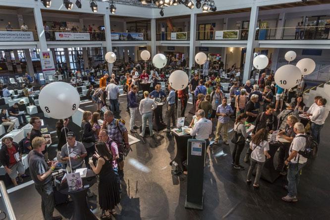 Start-Up Pitch am Messevortag der Eurobike zeigt junge Unternehmen und Neuheiten rund ums Rad - Offen auch für private Radfans - Eintritt frei