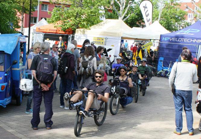 Internationale Spezialradmesse 2021: virtuell im April, vor Ort in Germersheim Mitte September.