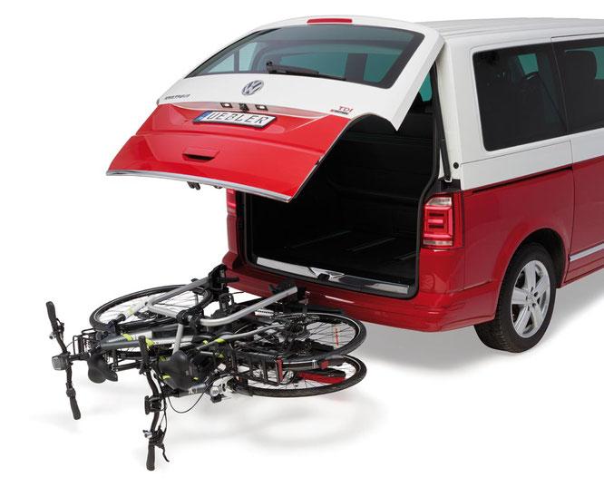 Mit der neuen i-Serie demonstriert Uebler, wie gelungene Innovation in Sachen Fahrradträger aussehen kann.
