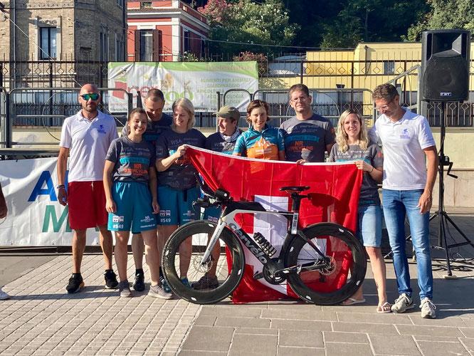 NicoleReist - Ultracycling Adriatic Cycling Marathon 2021 / ImZiel ©AdriaticCyclingMarathon