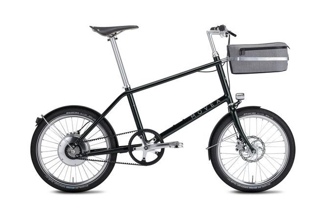 """Ausgezeichnet mit dem """"Best Urban Bike 2020 Award"""" auf der Cyclingworld ist das Movea E-motion das ideale E-Bike für den urbane Pendler"""